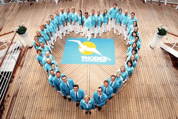 Phoenix: Erfolgreiche Rückreise der Artania Gäste